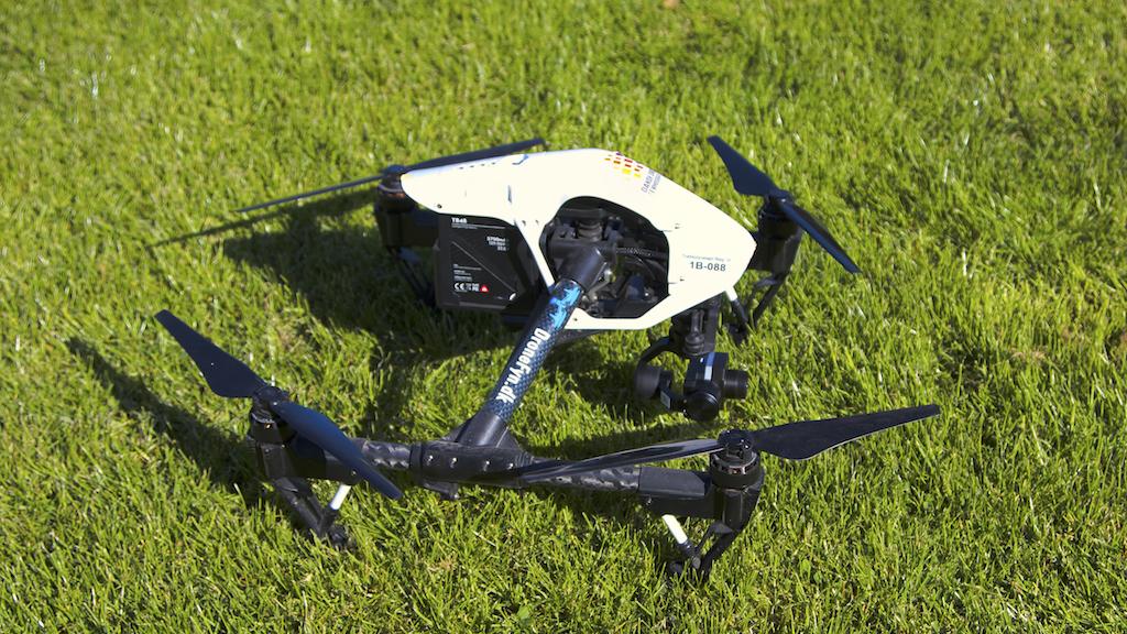 Billede af Dronefyns dji nspire