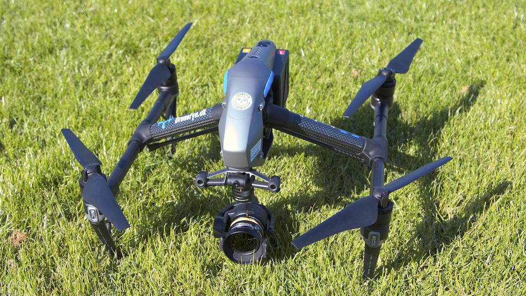 Billede af Dronefyns dji nspire 2